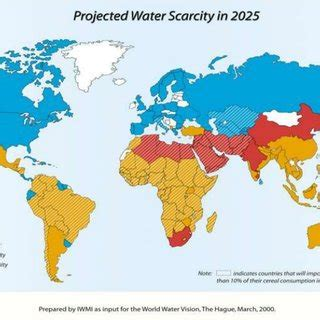 Topic problem solution essay water scarcity